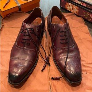 Mezlan Casado Cap Toe Oxford Dress Shoe 10.5